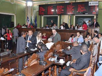 A negociação entre líderes permitiu, enfim, a aprovação dos projetos que estavam travados na Câmara - Foto: Valdemiro Lopes | Divulgação