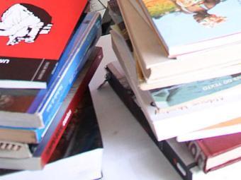 O público poderá trocar obras literárias - Foto: Luiz Tito | Ag. A TARDE