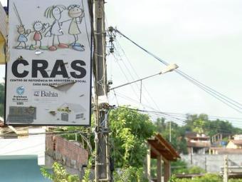 Unidade do CRAS de Paripe - Foto: Fernando Vivas | Ag. A TARDE