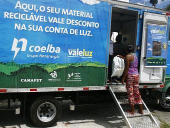 Caminhão do projeto passará por oito bairro de Salvador - Foto: Mila Cordeiro   Ag. A TARDE