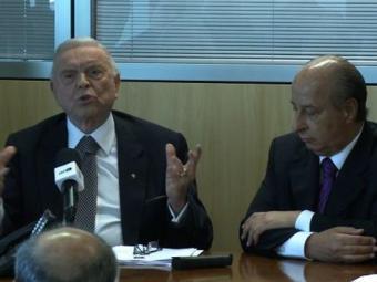 O presidente da CBF, José Maria Marin, aceitou que aconteçam mudanças a partir de 2015 - Foto: Divulgação | CBF