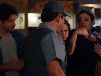 Amora fica revoltada com as acusações de Socorro - Foto: TV Globo   Divulgação
