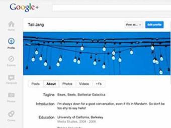Google+ já chegou a mais de 300 milhões de usuários - Foto: Reprodução