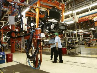 Com novo modelo, unidade de Camaçari alcançará uma produção anual de 300 mil veículos - Foto: Mila Cordeiro | Ag. A TARDE