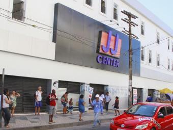 O shopping JJ Center, na Baixa dos Sapateiros, será inaugurado em novembro - Foto: Joá Souza | Ag. A TARDE