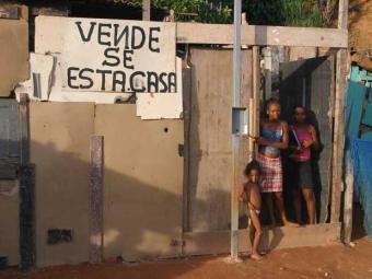 Invasão da Baixa Fria, no bairro de Canabrava - Foto: Fernando Amorim | Ag. A TARDE