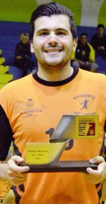 Lucas, que usava a camisa 10 do time paulista, defendeu a equipe no último sábado - Foto: Divulgação