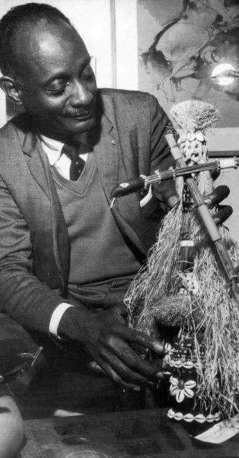 Mestre Didi tinha como inspiração a religiosidade afro-brasileira - Foto: Divulgação
