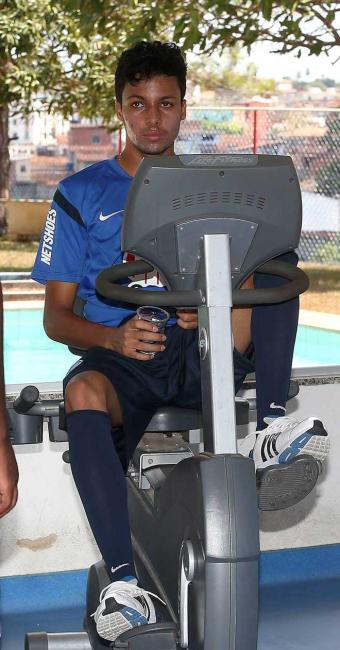 Ítalo Melo chegou a ser titular contra o Criciúma na 1ª rodada do Campeonato Brasileiro - Foto: Eduardo Martins | Ag. A TARDE