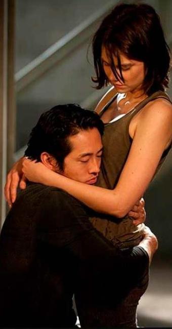 Gleen e Maggie continuam firmes e fortes, com suspeitas de gravidez - Foto: Divulgação