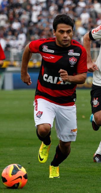 Argentino é sondado pelo Palmeiras, mas disse estar focado no rubro-negro baiano - Foto: Ale Frata | Frame | EStadão Conteúdo
