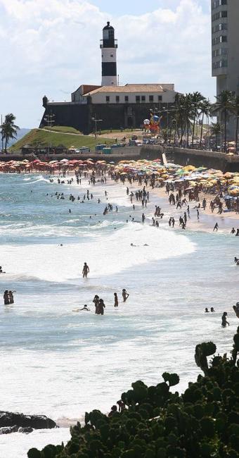 Estado da Bahia está fora do horário de verão - Foto: Fernando Amorim | Ag. A TARDE