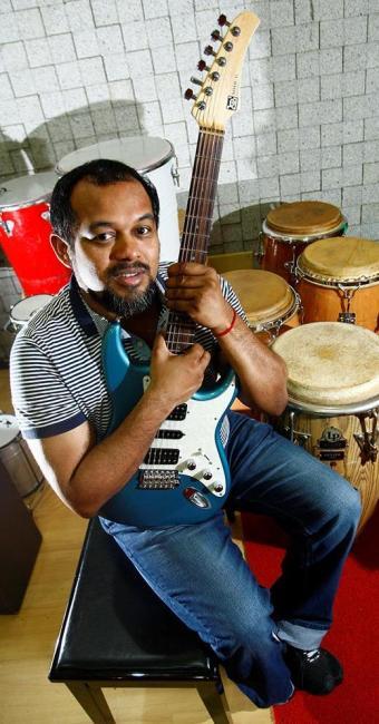 Gerson Silva defende a profissionalização total de quem vive de música - Foto: Ferando Vivas | Ag. A TARDE