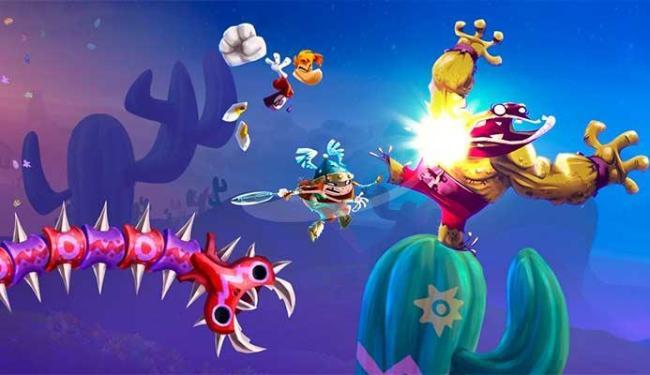 Game apresenta personagens carismáticos e desafios empolgantes - Foto: Divulgação