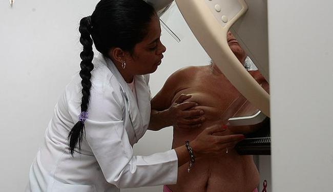 Mamografia preventiva deve ser feita a partir dos 35 anos - Foto: Agência A TARDE