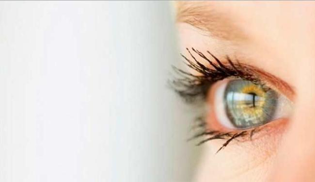 Problemas como olhos ressecados poderão ser tratados - Foto: Divulgação