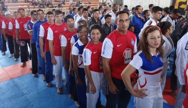Bahia está bem representado no Jiu-Jitsu - Foto: Site Oficial E.C.Bahia | Divulgação