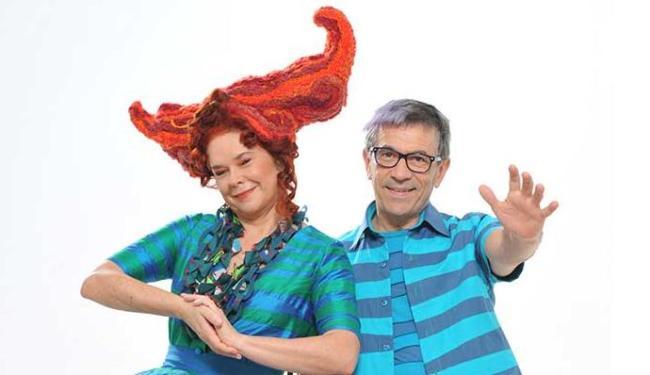 Palavra Cantada chega com o show Aventuras Musicais - Foto: Divulgação