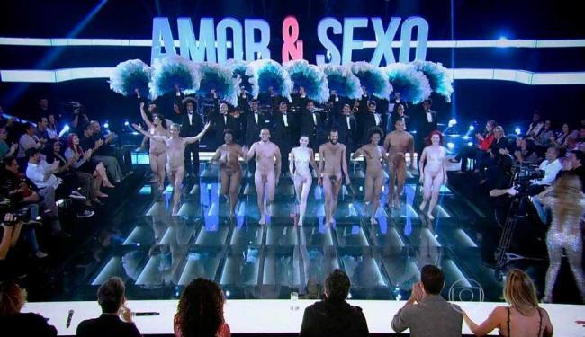 Convidados ficam nus durante estreia da sétima e última temporada de Amor & Sexo - Foto: Reprodução