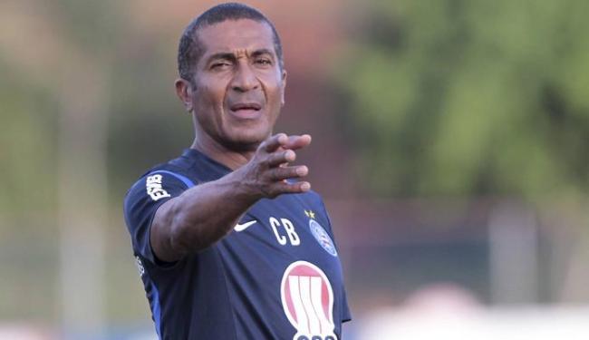 Time de Cristóvão Borges precisa reencontrar o caminho do gol no jogo deste domingo - Foto: Eduardo Martins | Ag. A Tarde