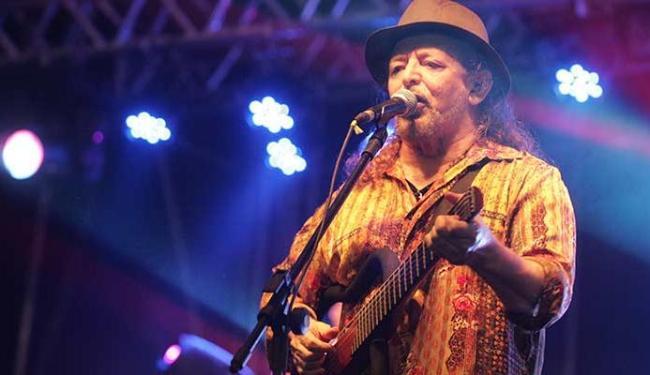 Geraldo Azevedo vai se apresentar mais uma vez em Salvador - Foto: Mila Cordeiro | Ag. A TARDE