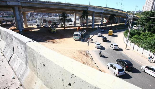 As mudanças na Rótula do Abacaxi fazem parte de pacote para melhoria do trânsito - Foto: Fernando Amorim   Ag. A TARDE