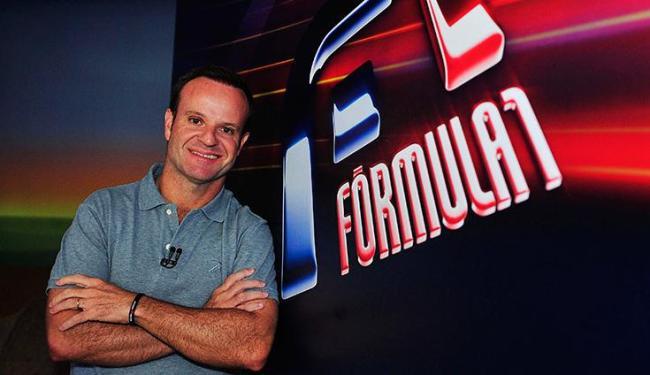 Barrichello ainda deseja volta à Fórmula-1 em 2014 - Foto: TV Globo/Reinaldo Marques