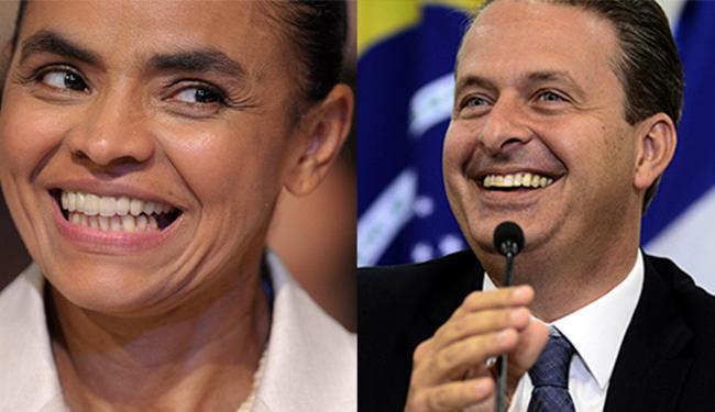 Segundo o coordenador executivo da Rede, Marina deve aceitar ser vice de Eduardo Campos - Foto: Montagem: Mauricio LIMA / Agência France Presse e Aluisio Moreira/SEI