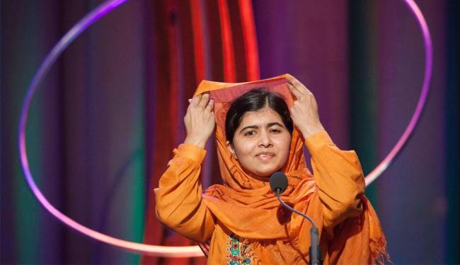 Malala é candidata ao Nobel da Paz - Foto: Agência Reuters