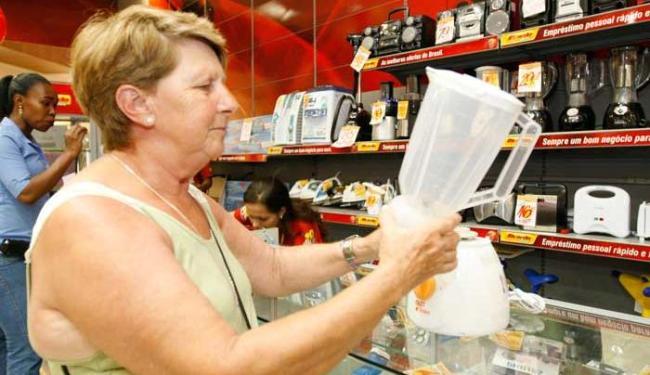 Selo Ruído deve estar visível ao consumidor - Foto: Manuela Cavadas/ Ag. A Tarde Data: 09/02/10