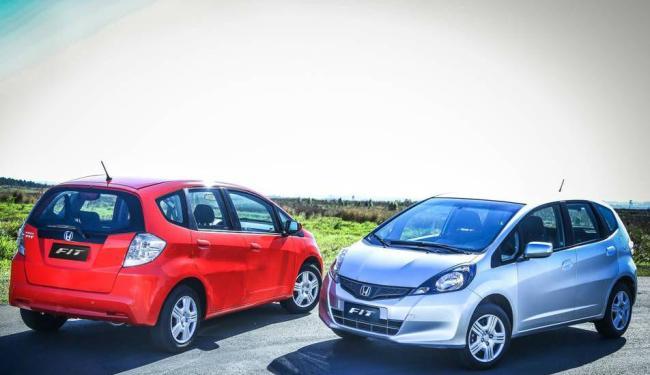 Honda Fit CX começa a ser vendido na segunda quinzena de outubro - Foto: Divulgação