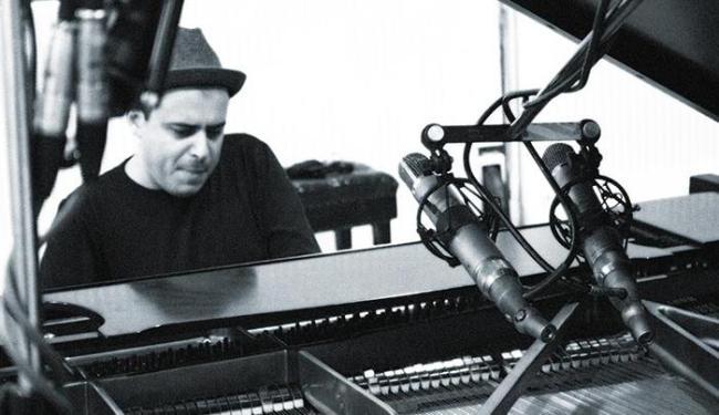 Pablo Lapidusas gravou as nove músicas do CD em seis cidades - Foto: Dalton Valério   Divulgação
