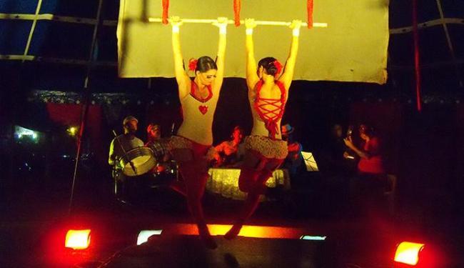 Projeto acontece todas às terças-feiras, no Circo Picolino - Foto: Monica Jurberg | Divulgação