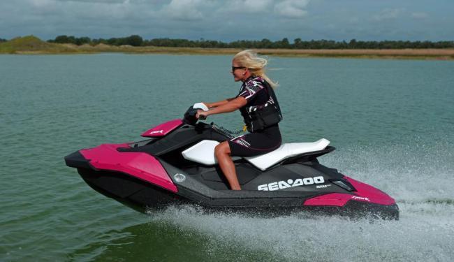 Sea-Doo Spark chega com preços a partir de R$ 22.899 - Foto: Divulgação
