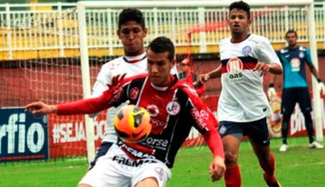 O Bahia trouxe para Salvador um excelente resultado de Joinville - Foto: Site Oficial E.C.Bahia | Divulgação