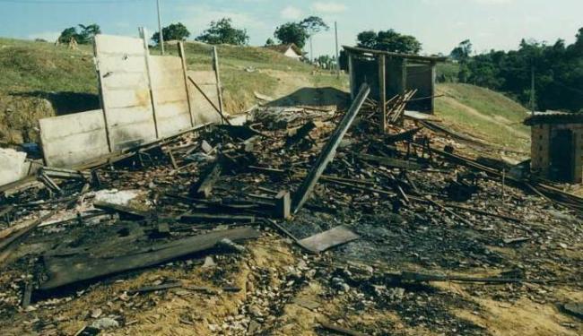 União e o Estado também devem indenizar os parentes das vítimas - Foto: Antônio Saturnino / Arquivo AG A TARDE Data: 11/12/1998