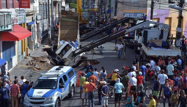 Operação foi realizada pela seguradora do veículo - Foto: Max Haack | Agecom Prefeitura
