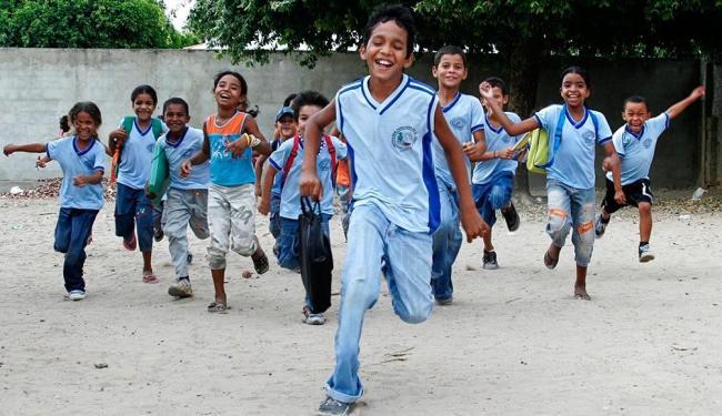 A garantia de frequência escolar é um dos desafios - Foto: Manuela Cavadas | Divulgação