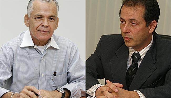 Medrado quer filiar 25 prefeitos no SDD. Trindade espera atrair 400 vereadores ao Pros - Foto: Mila Cordeiro | Ag. A TARDE / Elói Corrêa/ Ag. A Tarde