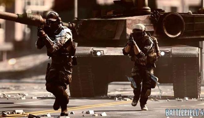 Jogo de guerra chega no dia 29 de outubro - Foto: Divulgação