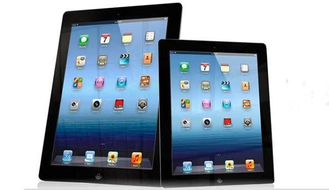 Novo iPad terá processador mais poderoso que os anteriores - Foto: Divulgação