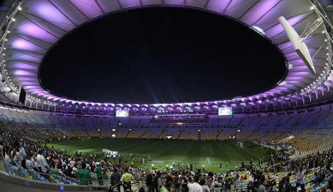 Maracanã reabre as portas para os turistas - Foto: Estadão Conteúdo