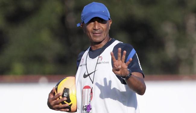 Comandante tricolor exalta força do grupo atual e já faz planos para a próxima temporada - Foto: Eduardo Martins | Ag. A TARDE