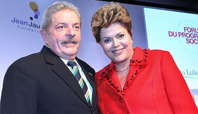 Aliados do governo federal querem Dilma e Lula juntos no pleito de 2014 - Foto: Ricardo Stuckert / Instituto Lula