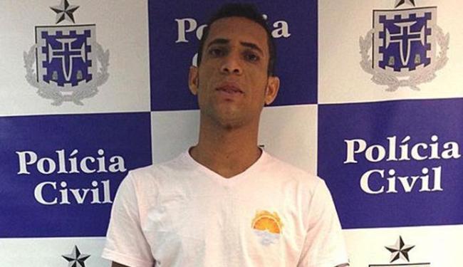 Cozinheiro foi preso após denúncia de outro colega que participou do assassinato - Foto: Ascom | Polícia Civil