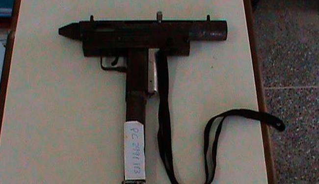 Dono da arma é procurado pela polícia - Foto: Ascom | Polícia Civil