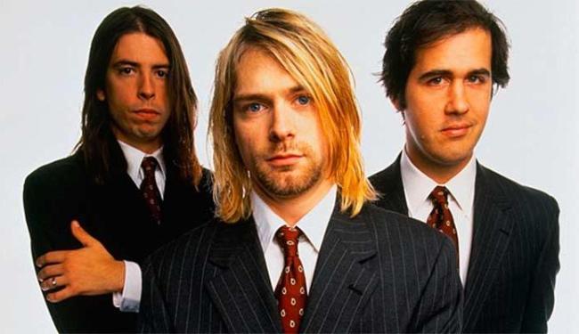 Nirvana pode ir para o Hall da Fama do Rock - Foto: Divulgação