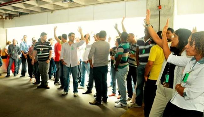 Paralisação foi acordada em assembleias realizadas de sábado a terça - Foto: Divulgação | Sindipetro