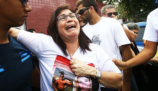 Marinúbia depôs por cerca de uma hora - Foto: Margarida Neide / Ag. A TARDE
