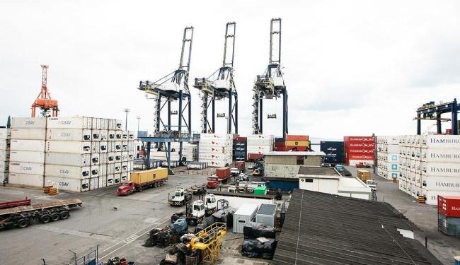 Porto de Salvador: projeto de arrendamento desagrada Wagner - Foto: Mila Cordeiro | Ag. A TARDE